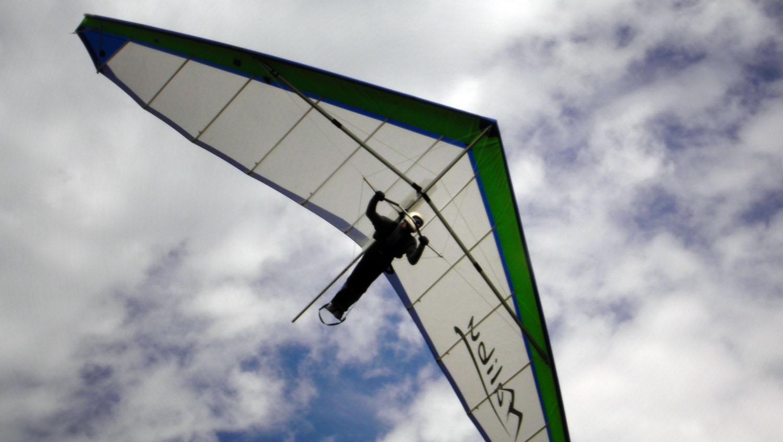 Tony @ Flinders Monument Nov 2011